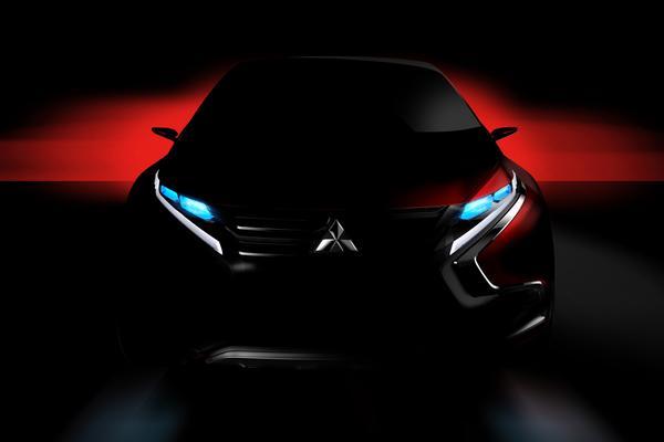 Mitsubishi teaset met oude bekende voor Genève