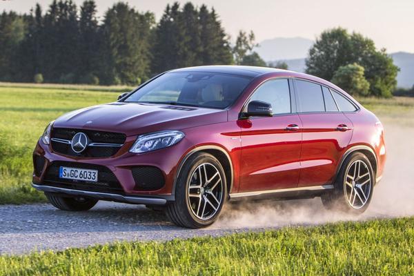 Rij-impressie: Mercedes-Benz GLE Coupé