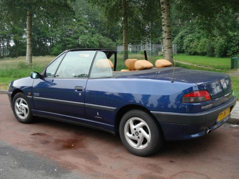 peugeot 306 cabriolet 1998 gebruikerservaring autoreviews. Black Bedroom Furniture Sets. Home Design Ideas
