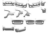 BMW 1-serie sedan: nu al in onderdelen?