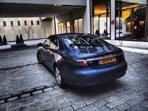 Saab 9-5 2.0TiD 160pk Vector Exklusiv