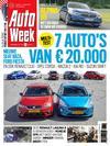 AutoWeek 33 magazine 2017