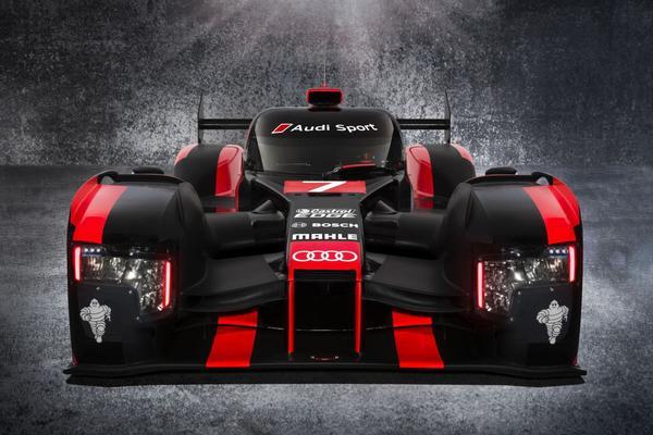 Audi R18 klaar voor 2016