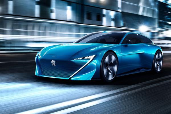 Peugeot licht Instinct Concept toe