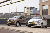 Renault Twingo TCE 90 vs. Volkswagen Up 1.0 TSI
