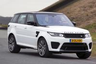 Rij-impressie Range Rover Sport SVR