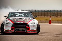 Nissan GT-R breekt Guinness World Record