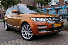 Koningsdag: oranje als autokleur