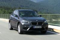 Rij-impressie - BMW X1