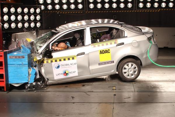 Global NCAP gaat crashtests vergelijken