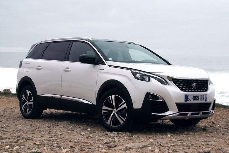 Peugeot 5008 Rij Impressie Rijimpressies Autoweek Nl
