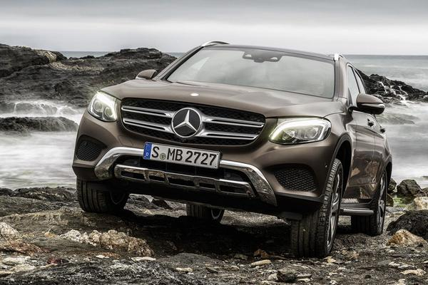 Mercedes geeft GLC-klasse prijslabels