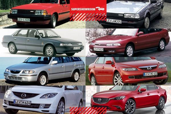 Supershowroom: Mazda 6