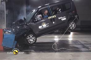 Fiat Doblò - Crashtest - EuroNCAP