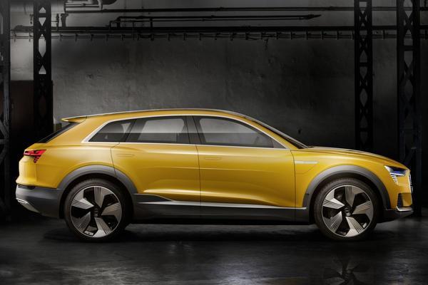 Audi zet vol in op SUV's