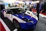 Lotus Evora als ambulance in Dubai