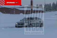 BMW 6-serie GT - Spionage
