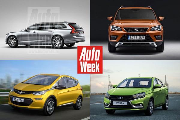 Dit was de AutoWeek: week 6