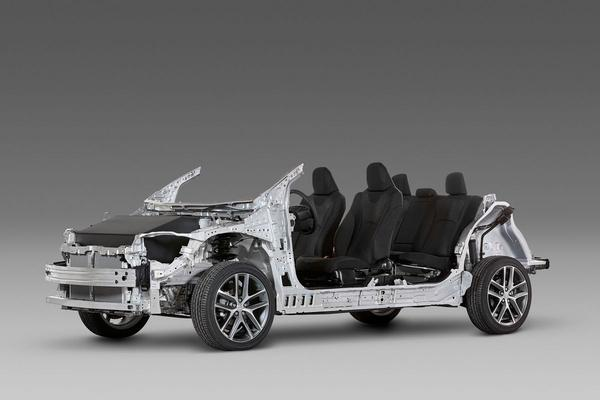 Toyota onthult TNGA: nieuw wereldplatform