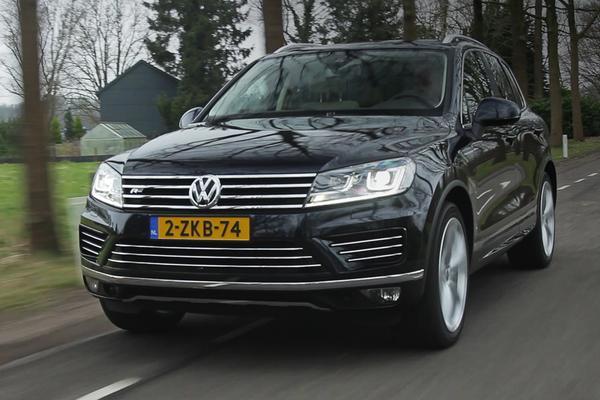 Video: Rij-impressie Volkswagen Touareg