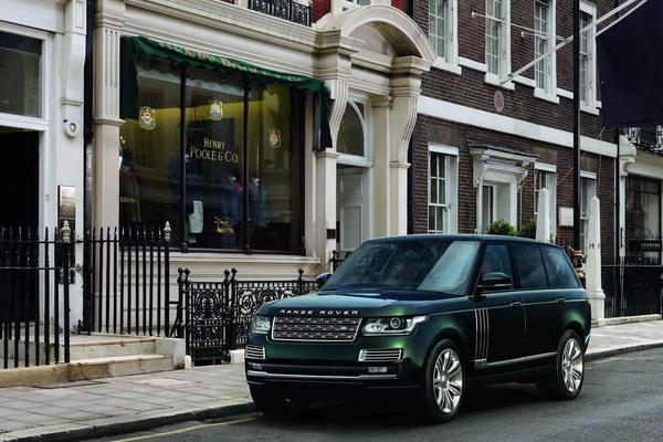 Land Rover wil tuners de markt uit drukken
