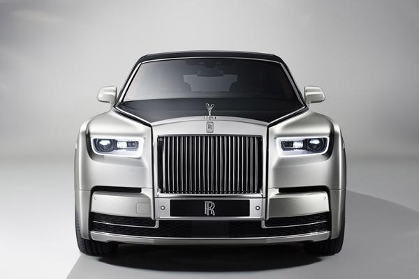 Absolute top: de nieuwe Rolls-Royce Phantom