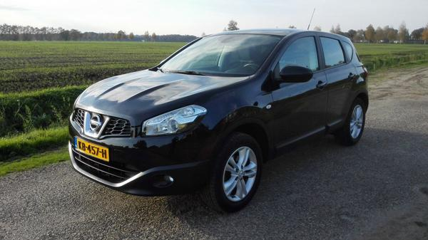 nissan qashqai 2 0 connect edition 2010 gebruikerservaring autoreviews. Black Bedroom Furniture Sets. Home Design Ideas