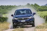 Nu alle beelden: Suzuki SX4 S-Cross facelift