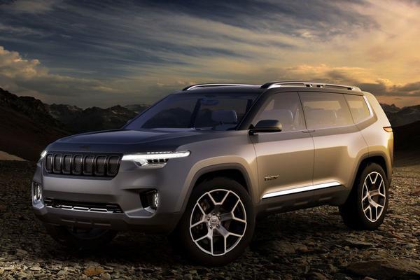 Beter in beeld: Jeep Yuntu Concept