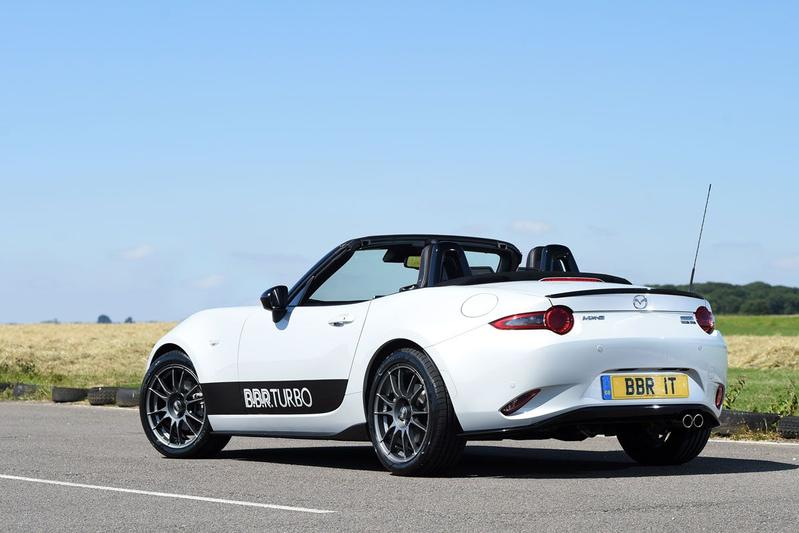 BBR pompt MX-5 ND op tot 249 PK