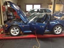 BMW Z3 roadster 2.0i S