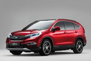 Honda presenteert drie nieuwe motoren in Parijs