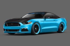 Ford met bataljon Mustangs naar SEMA Show
