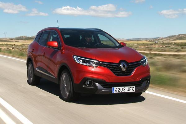 Video: Rij-impressie - Renault Kadjar