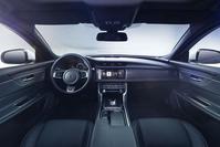 Jaguar XF interieur
