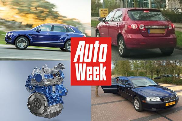 Dit was de AutoWeek: week 17