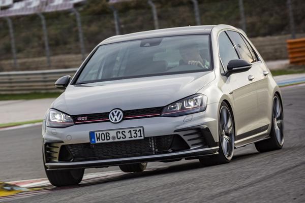 Volkswagen Golf GTI Clubsport met prijskaartje