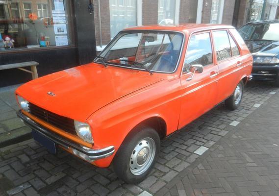 In het Wild: Peugeot 104 (1976 én 1980)