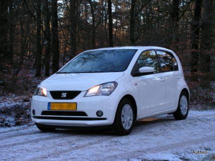 Seat Mii 1.0 60pk Ecomotive Sport Connect 2016