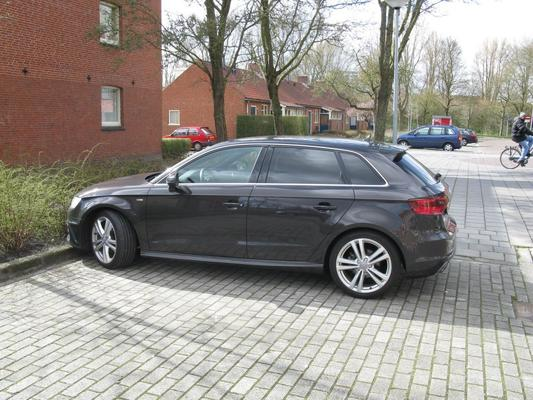 Audi A3 S Line 2014 Audi A3 Sportback S Line 2014 Exotic Car Photo