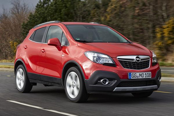 Rij-impressie: Opel Mokka 1.6 CDTI