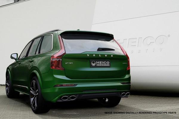 Heico Sportiv pakt Volvo XC90 aan
