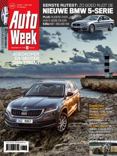 AutoWeek Cover 48