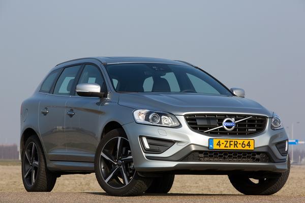 Volvo XC60 bestverkochte in segment