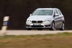 Rij-impressie - BMW 225xe Active Tourer