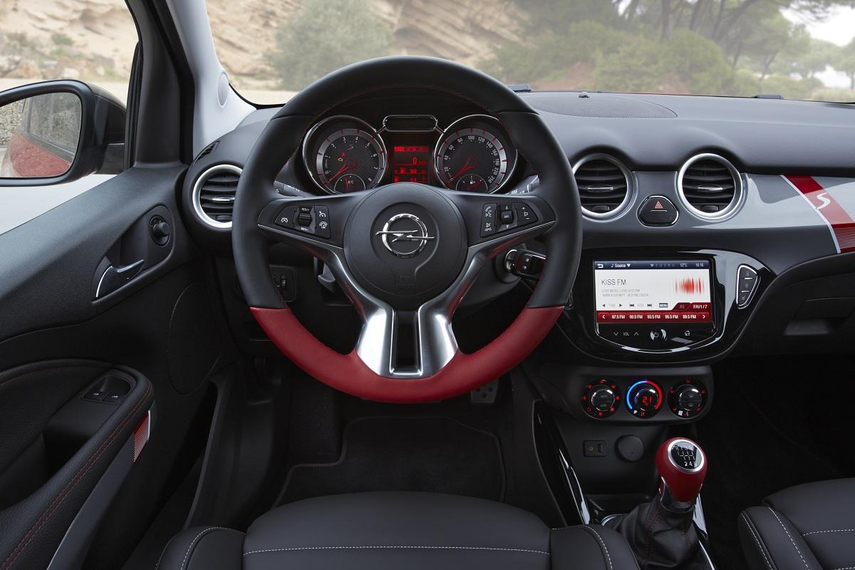 Opel adam autoforum for Interieur opel adam