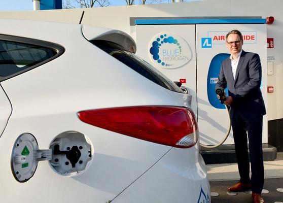 'Hyundai toont waterstofauto in 2018'