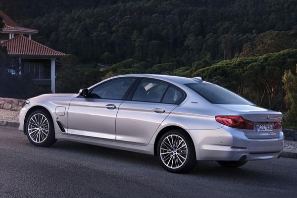 BMW presenteert jaarcijfers