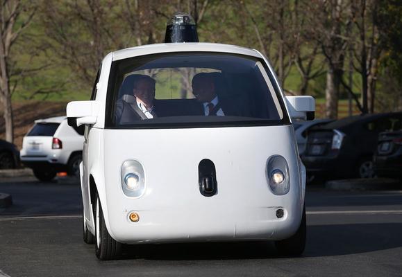 NHTSA maakt weg vrij voor autonome auto