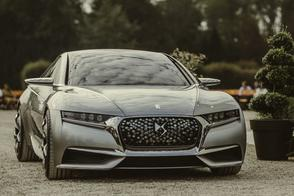 Citroën Divine DS Concept in vol ornaat